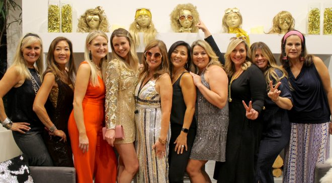 Ladies' Soirée was 'Glamourous and Groovy Evening' [PHOTOS]