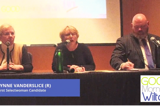 Selectmen and Finance Candidates Meet Onstage at Candidate Forum [VIDEO]