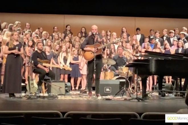 Middlebrook & WHS Students Perform with Alternate Routes [Video]