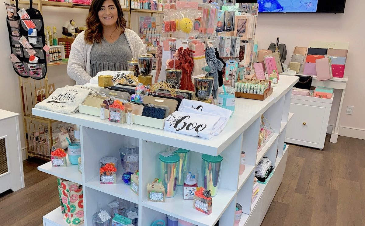 New Boutique 'Classically Cate' Opens in Wilton Center