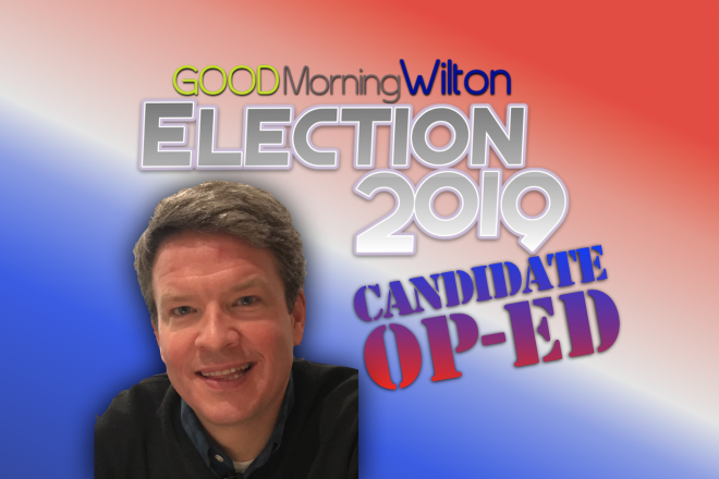 Election2019 Candidate OP-ED:  Dave Clune, Board of Selectmen
