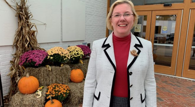 THE GMW INTERVIEW:  Deb McFadden, Candidate for First Selectwoman