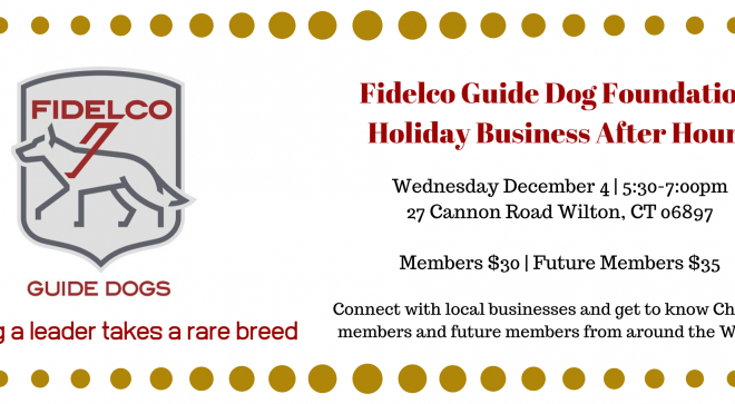 Wilton Chamber of Commerce Holiday Business After Hours