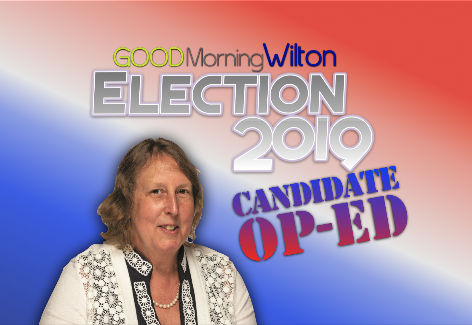 Election2019 Candidate OP-ED: Florence Johnson, Planning & Zoning Commission