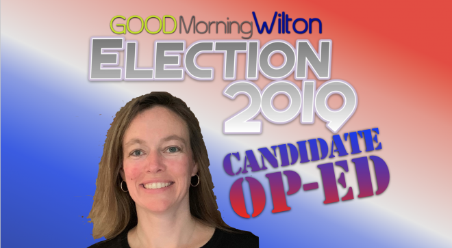 Election2019 Candidate OP-ED:  Jennifer Lalor, Board of Education