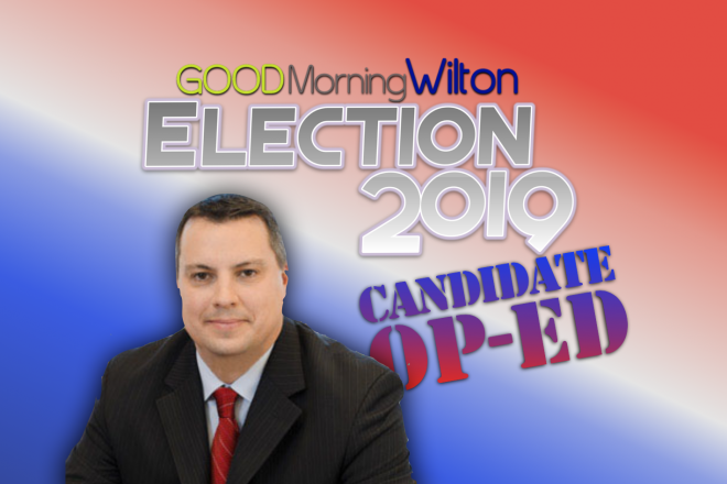 Election2019 Candidate OP-ED:  Joshua Cole, Board of Selectmen