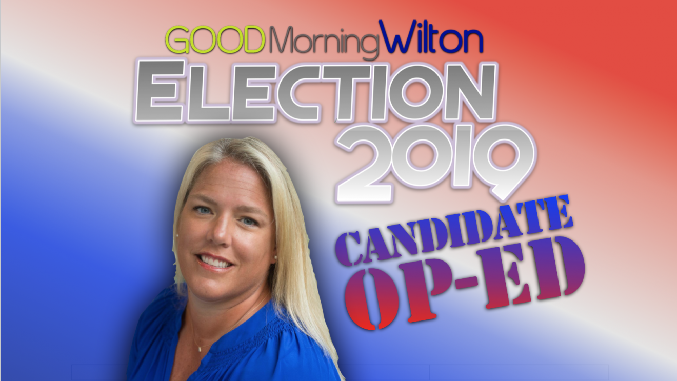 Election2019 Candidate OP-ED:  Mandi Schmauch, Board of Education