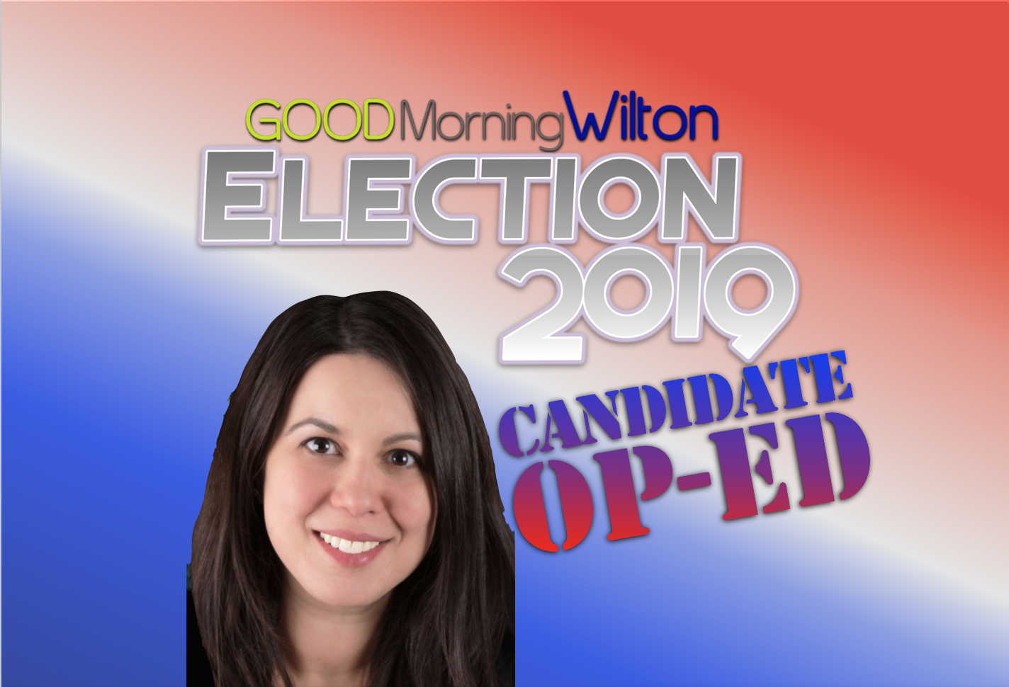 Election2019 Candidate OP-ED:  Melissa-Jean Rotini, Planning & Zoning Commission