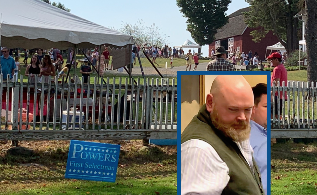 The GMW Interview, Pt. 3:  Michael Richard Powers, Candidate for 1st Selectman