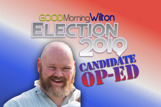 Election2019 Candidate OP-ED:  Michael Powers, First Selectman