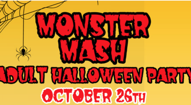 "Trackside Teen Center & Our Lady of Fatima Academy to Host ""Wilton Monster Mash"" Halloween Party for Adults"
