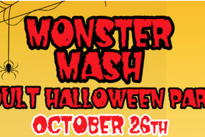 """Trackside Teen Center & Our Lady of Fatima Academy to Host """"Wilton Monster Mash"""" Halloween Party for Adults"""