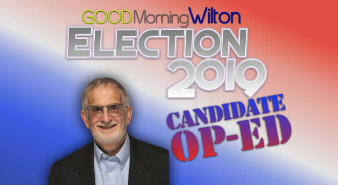 Election2019 Candidate OP-ED:  Peter Squitieri, Planning & Zoning Commission