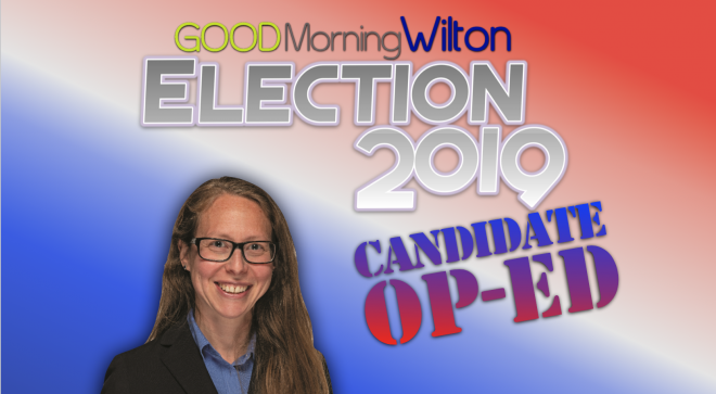 Election2019 Candidate OP-ED: Ruth DeLuca, Board of Education