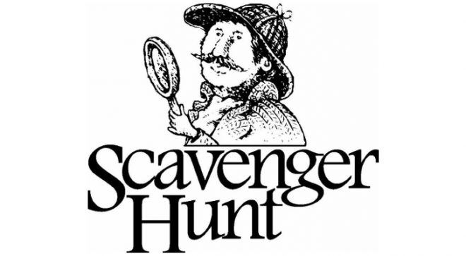 Eighth Annual Election Day Scavenger Hunt for Kids
