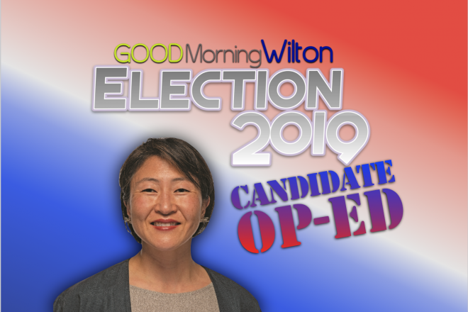 Election2019 Candidate OP-ED:  Jung Soo Kim, Board of Finance