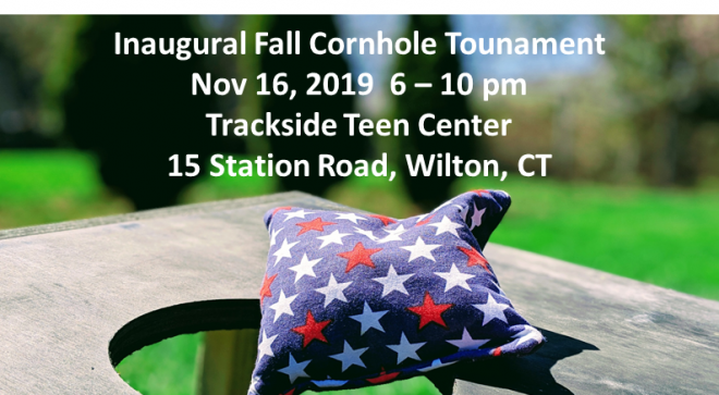 Wilton Education Foundation Inaugural Fall Cornhole Tournament