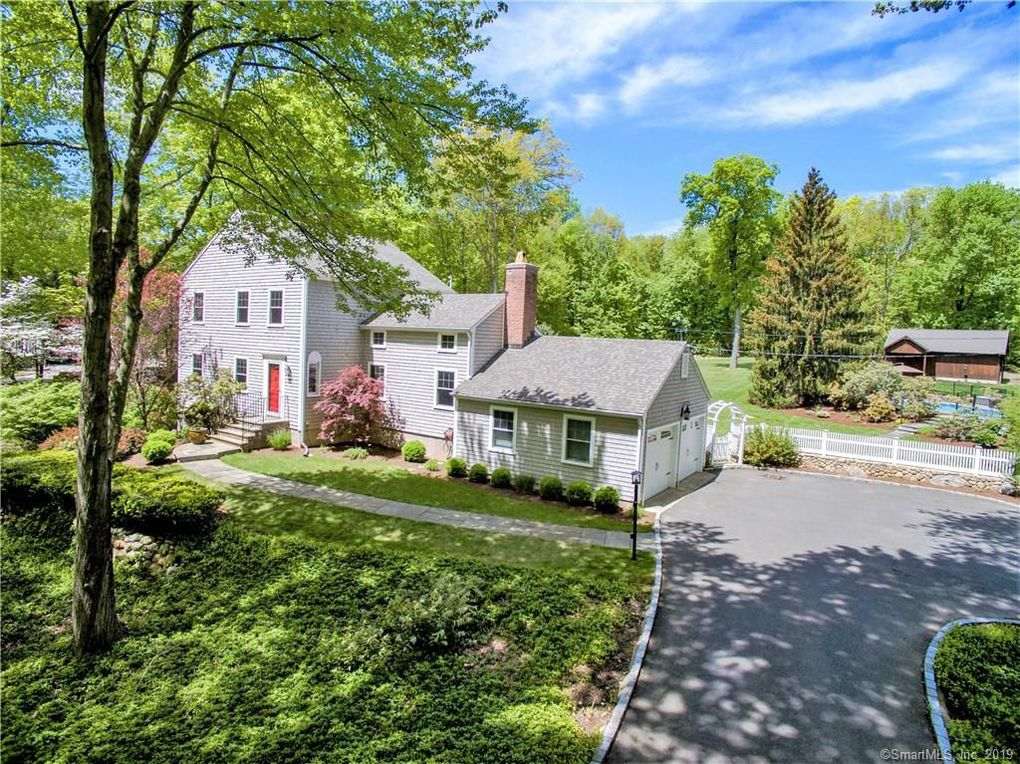 Wilton's October Real Estate Report:  Oct. 25-Nov. 14, 2019