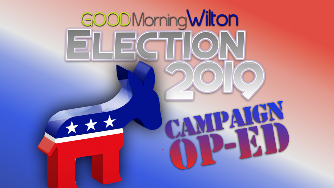 """Democratic Town Committee Platform:  """"Democrats–For a Better Wilton"""" [OPINION]"""