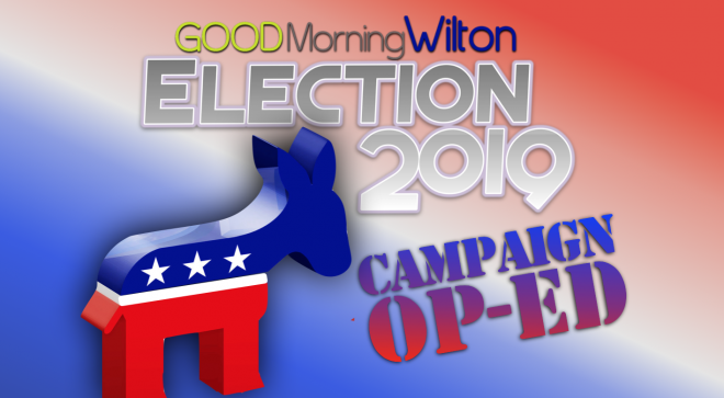 "Democratic Town Committee Platform:  ""Democrats–For a Better Wilton"" [OPINION]"