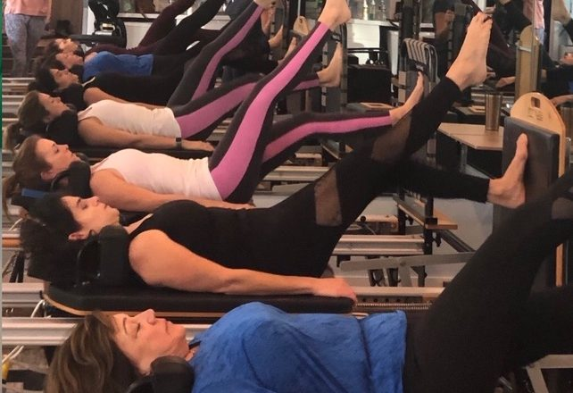 Pilates Advantage Event Raises Over $4,000 for Hearing Aid Project