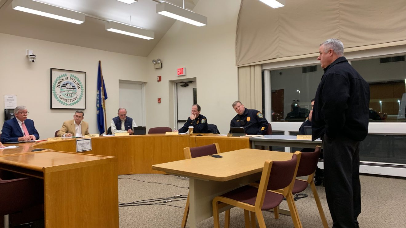 Police Files:  Commission Names New School Res. Officer; Denies Appeal of Fired Officer