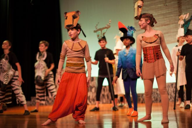 "Wilton Children's Theater ""The Lion King Jr."" Should Be Your Mane Event this Weekend [PHOTOS]"