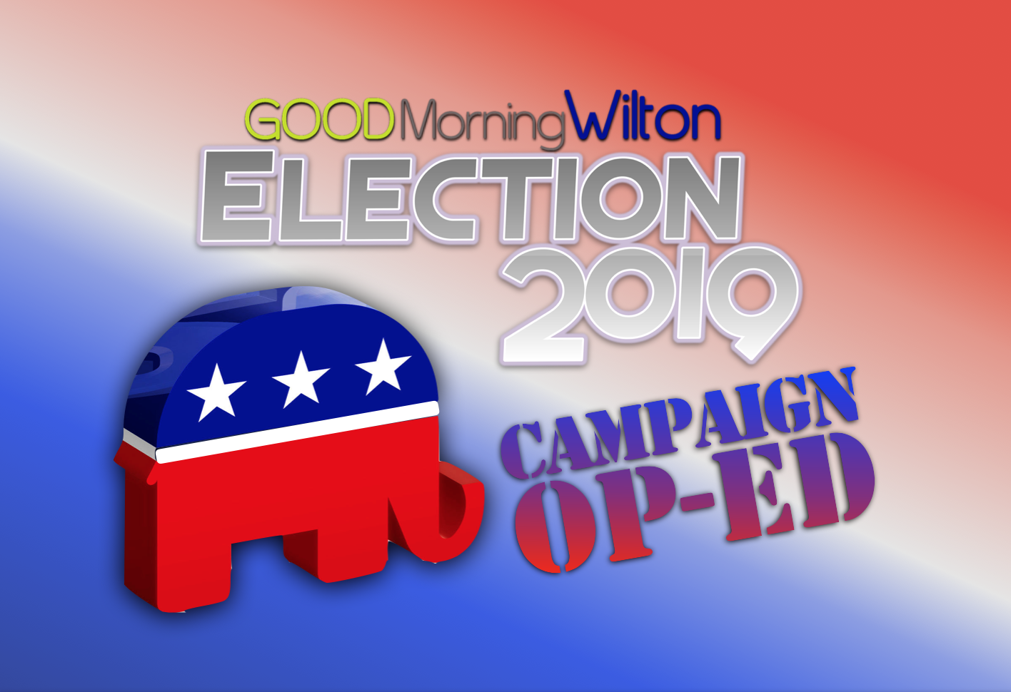 Republican Town Committee Platform [OPINION]