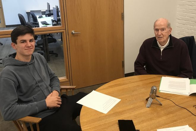 Stay at Home in Wilton Launches New Podcast to Bring Wilton Seniors and Youth Together
