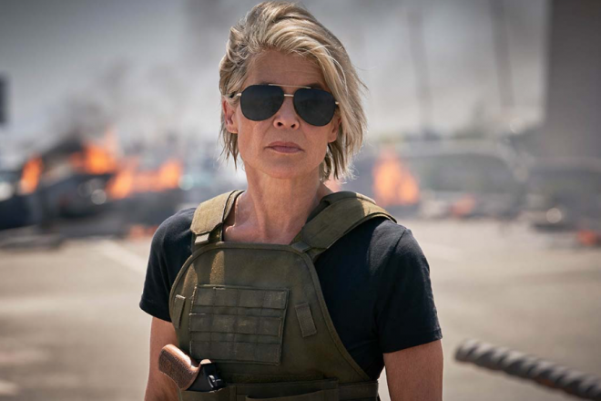 """""""Terminator: Dark Fate"""": Why Isn't This Franchise Terminated? ★★½"""