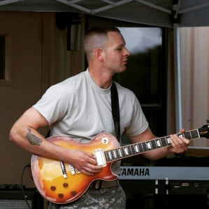 U.S. Army School of Music, Little Creek, VA July 2013...had a blast performing with In By 9!