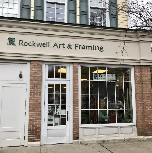 WHS Art Students Rockwell Art Gallery Exhibit_8912