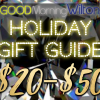 GMW's 2019 Holiday Gift Guide: Gifts $20-$50