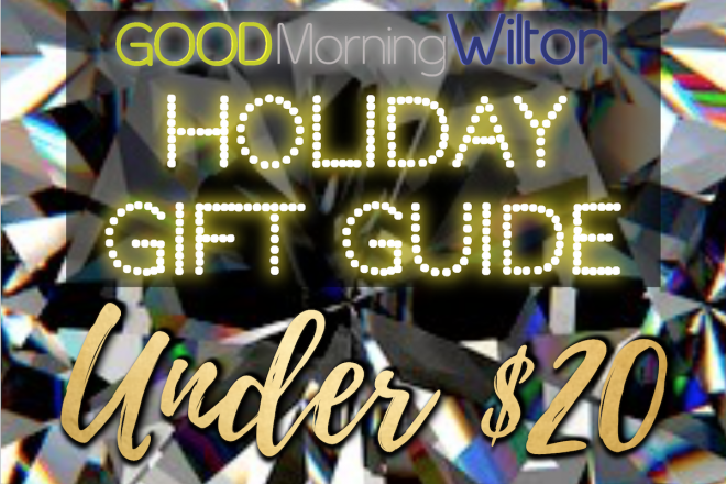 GMW's 2019 Holiday Gift Guide:  Gifts Under $20