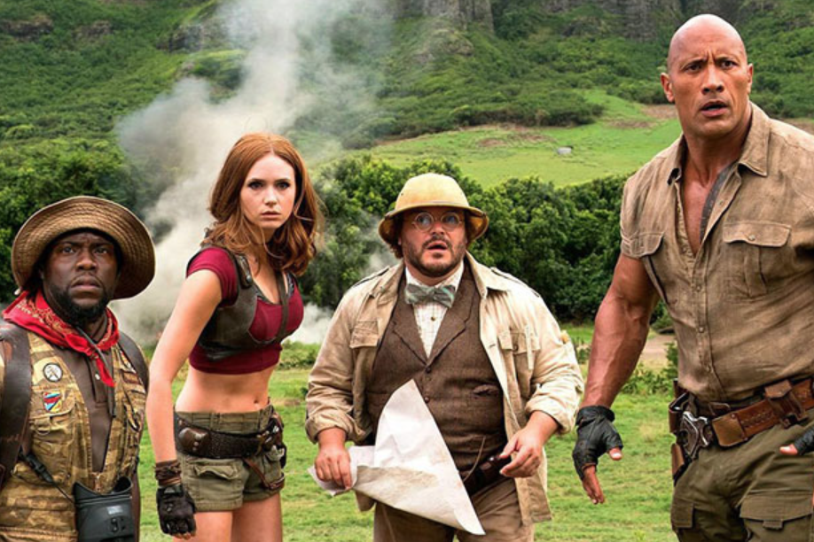"""Jumanji: The Next Level"": Game Over, Hopefully  ★★☆☆☆"