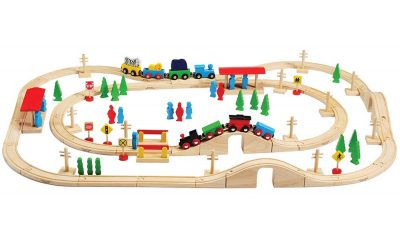library Wooden_Train_Set112019