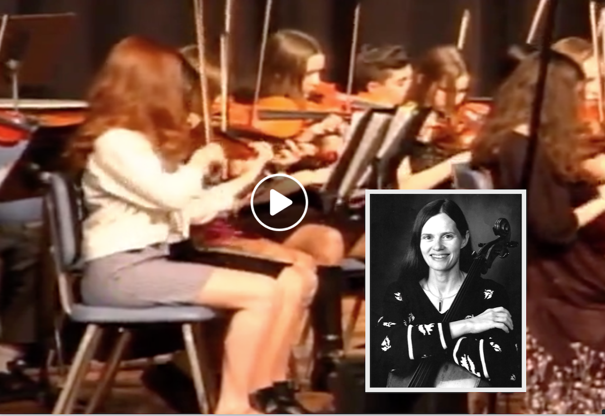 In New Livestream, Middlebrook Concert Remembers Teacher who Passed Away [VIDEO]
