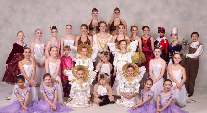 Wilton Dance Studio's Nutcracker:  Beautiful Collaboration of Local Artisans and Dancers [Sponsored Post]