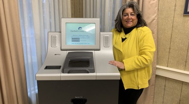 """""""Change"""" for Community GOOD with Fairfield County Bank's """"Coins for a Cause"""" Program"""