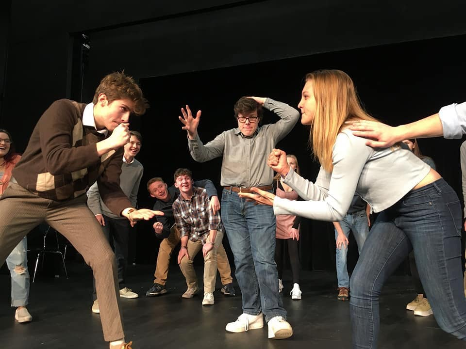 Freeplay Improv Comedy Returns to WHS with a Fresh New Set and New Co-Director
