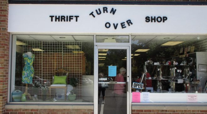 Wilton Schools' PTA Presidents Grateful to Turnover Shop for $48,000 Donation