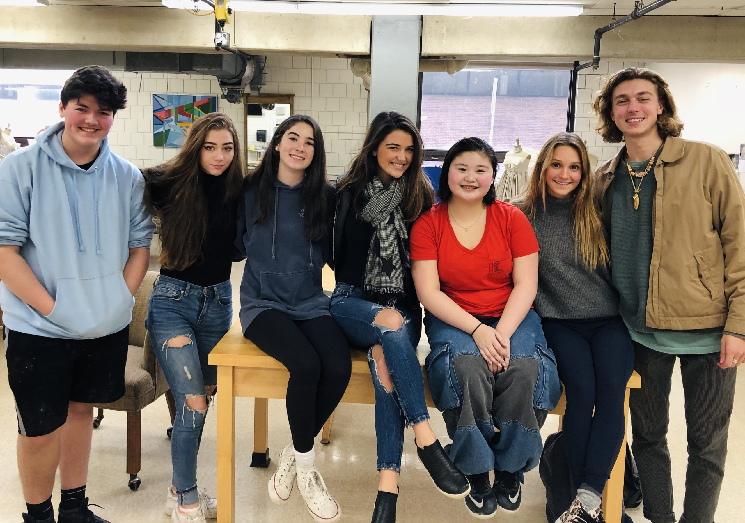 Wilton Students Earn Regional Scholastic Arts Awards