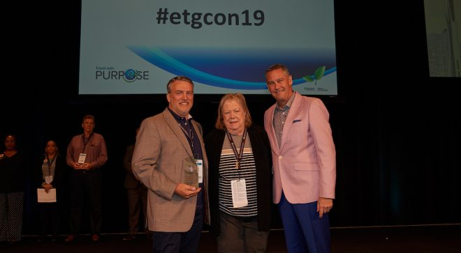 Wilton Center Travel Owner Recognized by Industry Group