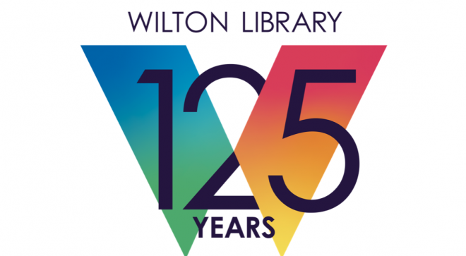Wilton Library Celebrates its 125th Year with New Logo and Special Events