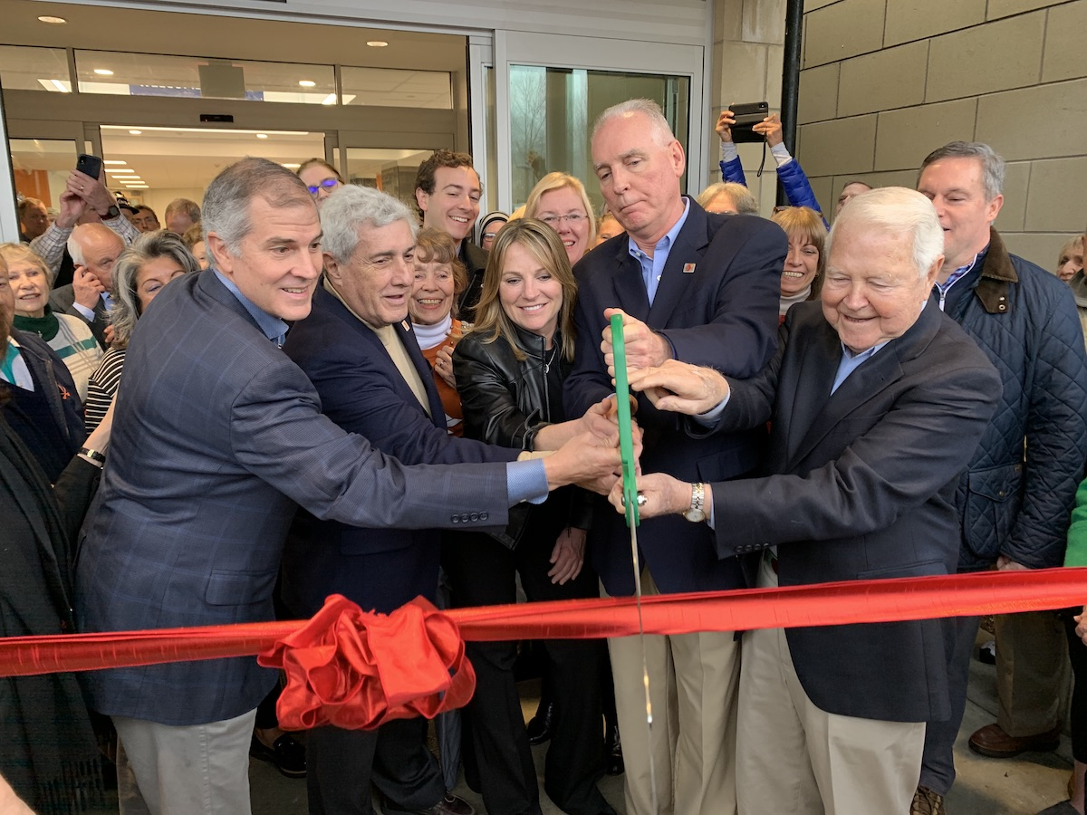 Wilton YMCA Celebrates Grand Opening and Renovation [PHOTOS]